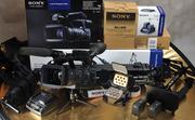 Sony HDR-AX2000E-2500$