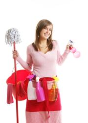 квалифицированный работник по уборке дома