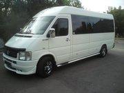 Пассажирские перевозки. Заказ микроавтобуса  Одесса