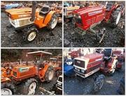 Трактора и Минитрактора Kubota Iseki Yanmar Mitsubishi  из Японии  по