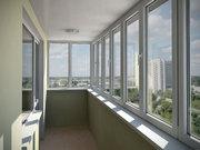 Расширение и остекление балконов и лоджий