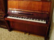Пианино Беларусь коричневое