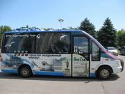 Аренда Заказ Экскурсионный Микроавтобус Одесса Mercedes Sprinter