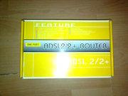 Новый МОДЕМ DYNAMIX ADSL 2/2+Router