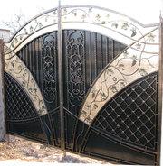 Кованые ворота,  заборы,  ограждения Одесса