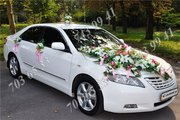 Аренда авто на свадьбу Toyota Camry в Одессе