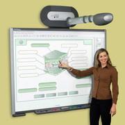 Установка и монтаж интерактивных досок