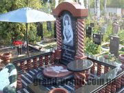 Эксклюзивные памятники из гранита