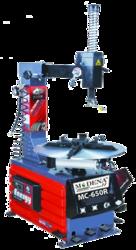 Шиномонтажный полуавтоматический стенд зажим диска 10-24