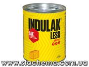 Глянцевый полиуретановый водорастворимый лак INDULAK Lesk