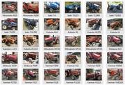 Продам японские трактора из первых рук в Одессе.