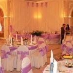 Украшение свадебного зала в Киеве