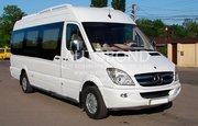 От  компании  AUTOBOND® прокат  микроавтобуса  MERCEDES-BENZ  Sprinter
