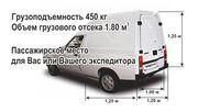 Курьерская служба доставки в Одессе