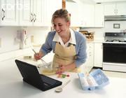 нужны домохозяйки с личным компьютером