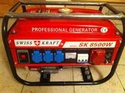 Электростанция генератор Swiss Kraft в Одессе.
