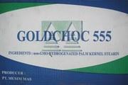 Заменитель какао-масла GoldChoco 555