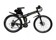 Электровелосипед складной Volta Хаммер колеса 26