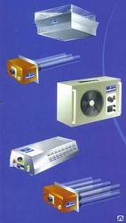 Ионизаторы-стерилизаторы воздуха промышленные Bioclimatic