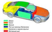 Шумо-виброизоляция автомобиля.