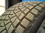 Продам комплект резины б/у зима R21 265/45 Bridgestone
