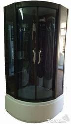 Душевая кабина Diamond A-003-3 900х900х2100 мм.