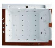 Гидромассажная ванна Golston G-U2608 1810x1810x770 мм