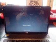 Продам ноутбук acer aspire 7736zg (17, 3'') .Сумку в подарок!