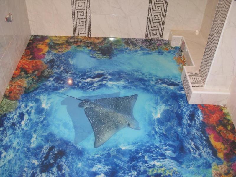 Декоративные наливные полы.одесса мастика на восточной