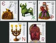 Литерные почтовые марки со скидкой 20%