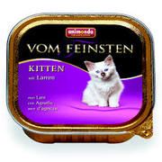 Фом Фейнштейн для котят ягненок 100г