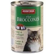 Броконис для кошек птица-дичь,  400 г