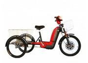 Электровелосипед трёхколёсный  Volta «Бизон»