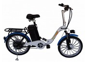 Электровелосипед Вольта Роки,  прочная рама