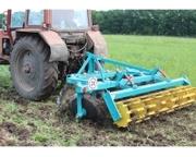 Борона дисковая навесная 2, 1 АГ СТЕП для трактора