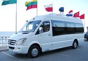 Междугородние автобусные пассажирские перевозки Одесса