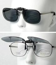 Поляризационные (антиблик) накладки на очки