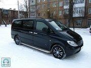 автозачасти и обслуживание микроавтобусов Мерседес и Фольцваген