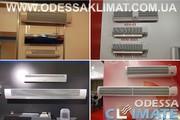 Тепловые завесы Одесса монтаж тепловых завес в Одессе