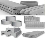 Продам ЖБИ изделия : Плиты перекрытия, блоки фундаментные,  кольца,  сваи