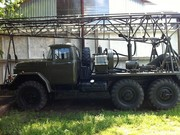 Буровая установка УРБ 2.5 А на базе Зила 131