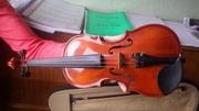 Продам скрипку 1/4 Strunal в отличном состоянии