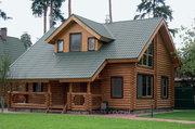 Строительство деревянных домов из сруба в Одессе.