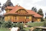 Деревянные дома в сруб строительство в одессе купить сруб