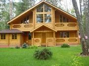 Деревянные дома в сруб Купить сруб в Одессе