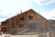 Купить деревянные дома сруб построить в Одессе