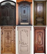 Входные и межкомнатные двери под заказ.