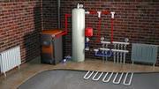 Монтаж систем опалення-сантех. послуги