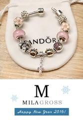 Элитные дизайнерские браслеты Пандора (доставка по всей Украине)