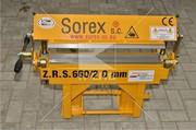 Гибочный станок ZGR 600 производителя Sorex (Metal Master LBM)